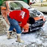 5x5 Auto Detailing Foam Spa Wash